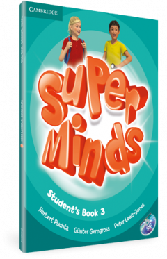 Super Minds: Level 3 - Herbert Puchta   Herbert Puchta
